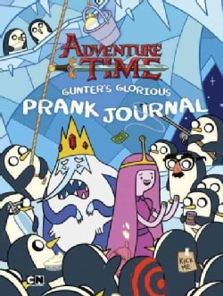 Gunter's Glorious Prank Journal (Hardcover)