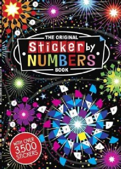 The Original Sticker by Numbers Book (Paperback)