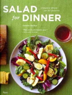 Salad for Dinner: Complete Meals for All Seasons (Hardcover)