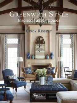 Greenwich Style: Inspired Family Homes (Hardcover)