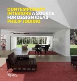 Contemporary Interiors: A Source of Design Ideas (Hardcover)