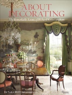 About Decorating: The Remarkable Rooms of Richard Keith Langham (Hardcover)