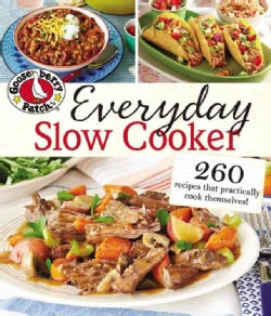 Gooseberry Patch Everyday Slow Cooker (Paperback)