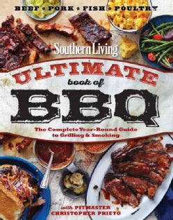 Southern Living Ultimate Book of BBQ (Paperback)