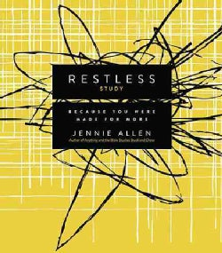 Restless: Because You Were Made for More (Paperback)