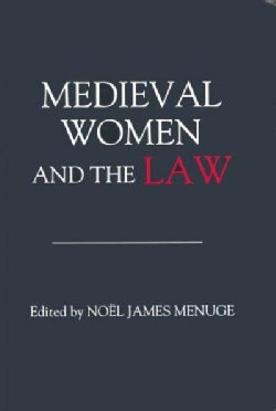 Medieval Women and the Law (Paperback)