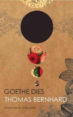 Goethe Dies (Hardcover)