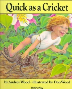 Quick As a Cricket (Paperback)