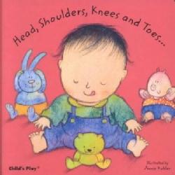 Head, Shoulders, Knees and Toes (Board book)