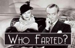 Who Farted? (Hardcover)
