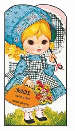 Josie and Her Doll: Press-out Doll & Story Book (Paperback)