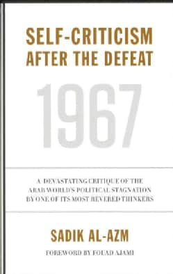 Self-Criticism After the Defeat (Paperback)