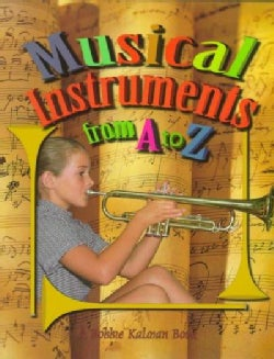 Musical Instruments from a to Z (Paperback)