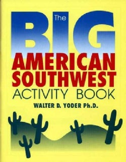 The Big American Southwest Activity Book (Paperback)