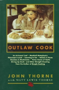 Outlaw Cook (Paperback)