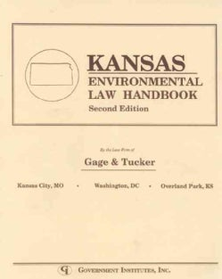 Kansas Environmental Law Handbook (Paperback)