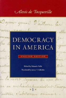 Democracy in America: English Edition (Paperback)