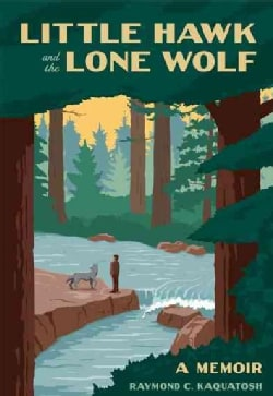 Little Hawk and the Lone Wolf (Hardcover)