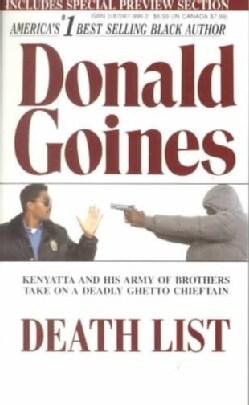 Death List (Paperback)