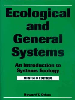 Ecological and General Systems: An Introduction to Systems Ecology (Paperback)
