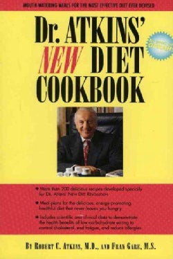 Dr. Atkins' New Diet Cookbook (Paperback)