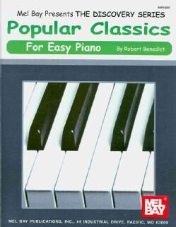 Popular Classics for Easy Piano (Paperback)