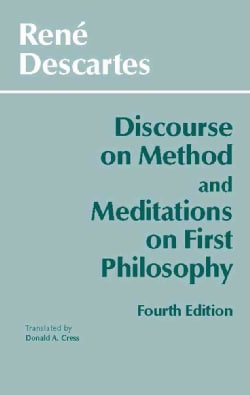 Discourse on Method and Meditations on First Philosophy: Meditations on First Philosophy (Paperback)