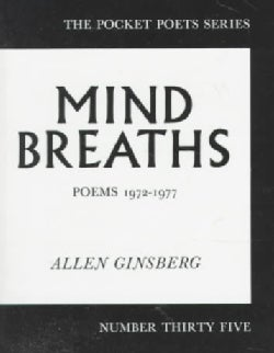 Mind Breaths: Poems, 1972-1977 (Paperback)