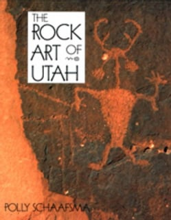 The Rock Art of Utah: A Study from the Donald Scott Collection (Paperback)