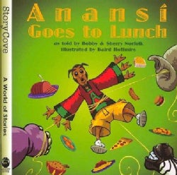 Anansi Goes to Lunch (Paperback)