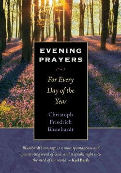 Evening Prayers: For Every Day of the Year (Hardcover)