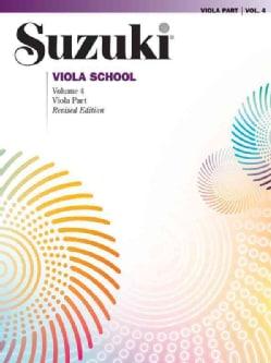 Suzuki Viola School, Viola: Viola Part (Paperback)