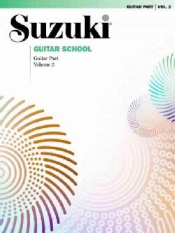 Suzuki Guitar School Guitar Part (Paperback)