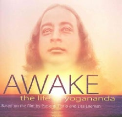 Awake: The Life of Yogananda: Based on the Film by Paolo Di Florio and Lisa Leeman (Hardcover)