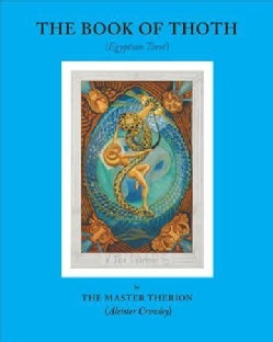The Book of Thoth: Egyptian Tarot (Hardcover)