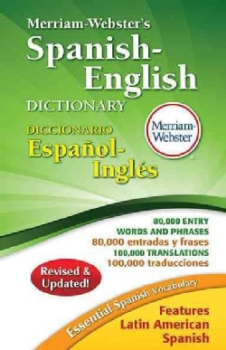 Merriam-Webster's Spanish-English Dictionary (Hardcover)
