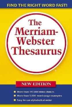 The Merriam-Webster Thesaurus (Paperback)