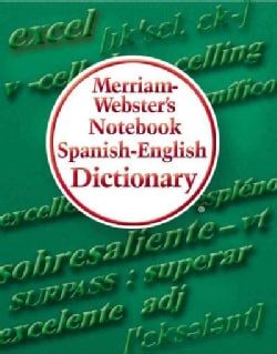 Merriam-Webster's Notebook Spanish-English Dictionary (Paperback)