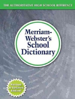 Merriam-Webster's School Dictionary (Hardcover)