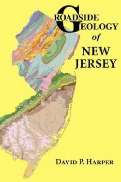 Roadside Geology of New Jersey (Paperback)
