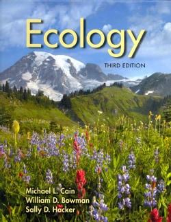 Ecology (Hardcover)