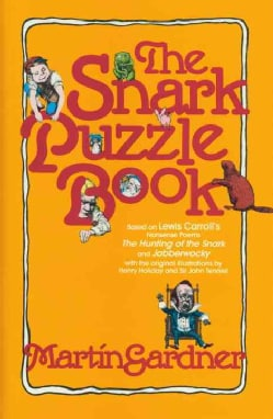 The Snark Puzzle Book (Hardcover)