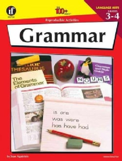 Grammar, Grades 3 to 4 (Paperback)