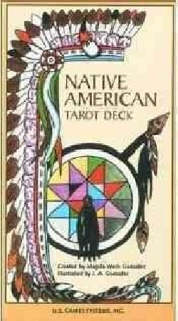 Native American Tarot Deck (Cards)