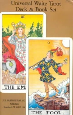 Universal Waite Tarot Deck and Book Set (Cards)