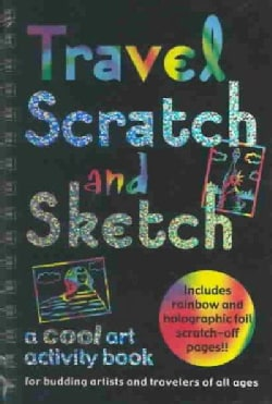 Travel Scratch & Sketch (Hardcover)