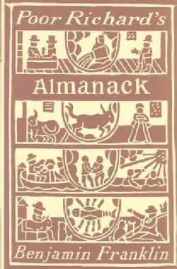Poor Richards Almanack (Hardcover)