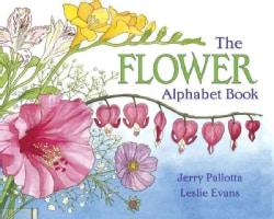 Flower Alphabet Book (Paperback)