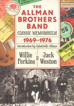 The Allman Brothers Band Classic Memorabilia: 1969-1976 (Paperback)