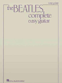The Beatles Complete Easy Guitar (Paperback)